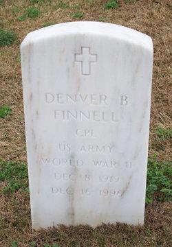 Corp Denver B. Finnell