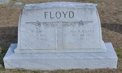 Ida F. <I>Currie</I> Floyd