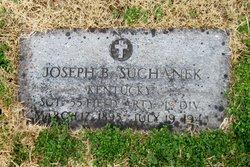 Joseph B Suchanek