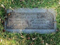 Catherine E. <I>Madden</I> Cooney