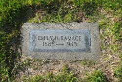 Emily H Ramage