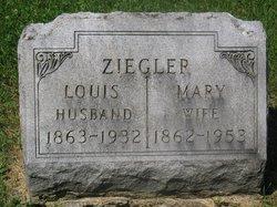 Mary Anna <I>Enzweiler</I> Ziegler