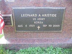 Leonard A Aristide