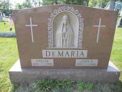 John B DeMaria