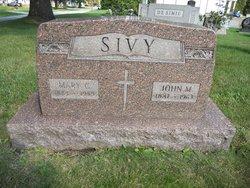John M Sivy