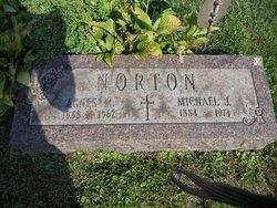 Agnes Marie <I>Witting</I> Norton
