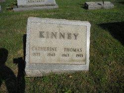 Catherine <I>Lamert</I> Kinney