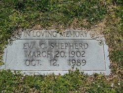 Eva <I>Capps</I> Shepherd