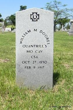 Dr William Morris Doores