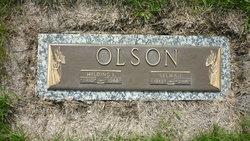Selma Evelyn <I>Benson</I> Olson
