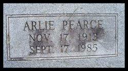 Arlie Clio Pearce