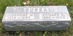 Edward E Busek