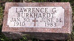Lawrence G Burkhardt