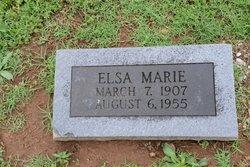 Elsa Marie <I>Hawkins</I> Anderson