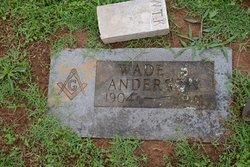 Wade B. Anderson