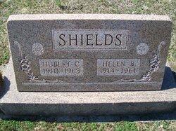 Helen Burcham <I>Brown</I> Shields