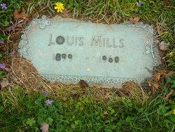 Louis Mills (1899-1960) - Find A Grave Memorial