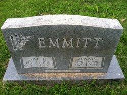 Minnie K <I>Basil</I> Emmitt