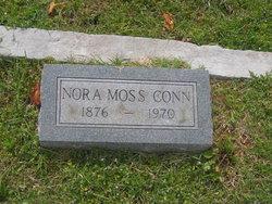 Nora <I>Moss</I> Conn