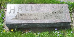 Marshall John Hall