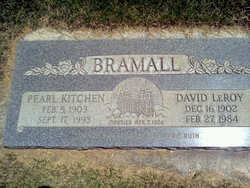 Pearl <I>Kitchen</I> Bramall