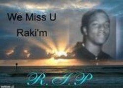 Rakim <I>Hanif</I> Gallashaw, Sr