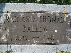 Richard Thomas Ballew