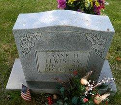 Frank Howard Lewis, Sr