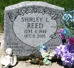 Shirley Lavern Austin Reed 1949 2005 Find A Grave Memorial