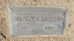 Delbert G Andrews