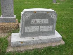 Carrie Roxanna <I>Beardsley</I> Abbott