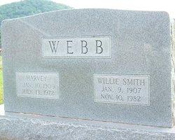 Willie Mae <I>Smith</I> Webb