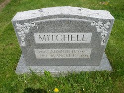 Blanche E <I>Smith</I> Mitchell