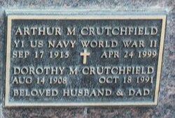 Dorothy M Crutchfield