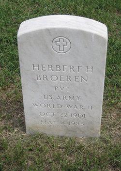 Herbert H Broeren