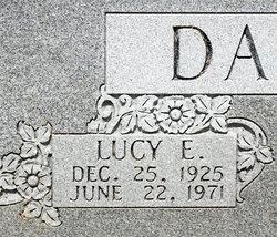 Lucy E. Davis