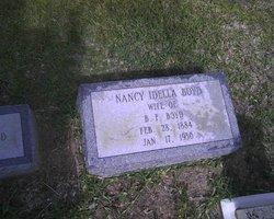 Nancy Idella <I>Gore</I> Boyd