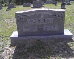 Mary Stella <I>Lee</I> Porter