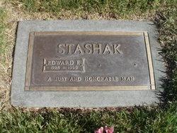 Edward F Stashak