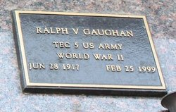 Ralph V Gaughan