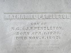 Nathaniel Pendleton