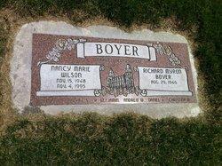 Nancy Marie <I>Wilson</I> Boyer