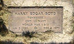 Harry Edgar Boyd