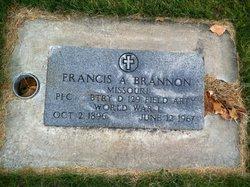 Francis Aloyicious Brannon