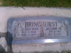 Leroy Bird Bringhurst