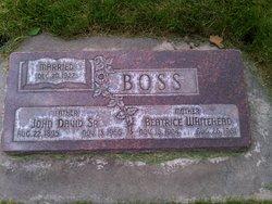 Beatrice <I>Whitehead</I> Boss