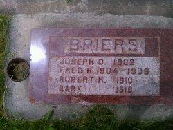 Robert H Briers