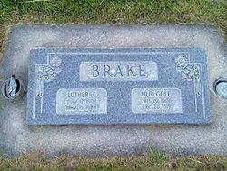 """Delilah """"Lila"""" <I>Gale</I> Brake"""