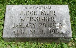 Judge Muir Weissinger