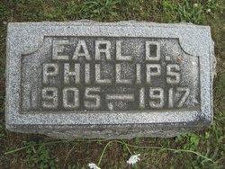 Earl Donald Phillips